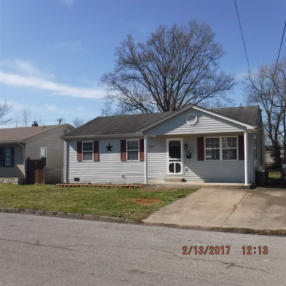 real estate photo 1 for 519 Pendleton St Falmouth, KY 41040