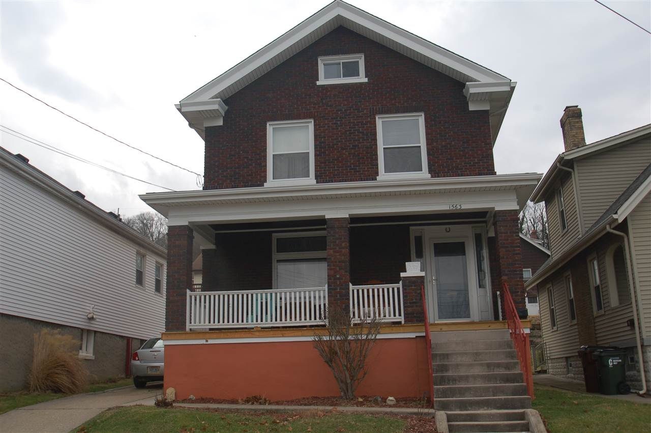 real estate photo 1 for 1563 Jefferson Covington, KY 41014