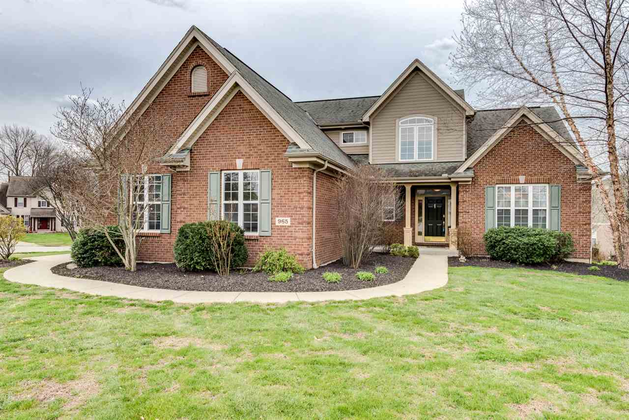 real estate photo 1 for 965 Aristides Dr Union, KY 41091