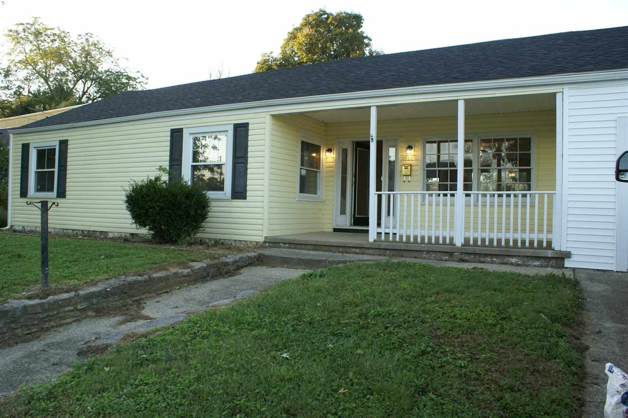 real estate photo 1 for 1111 Harrison Avenue Carrollton, KY 41008