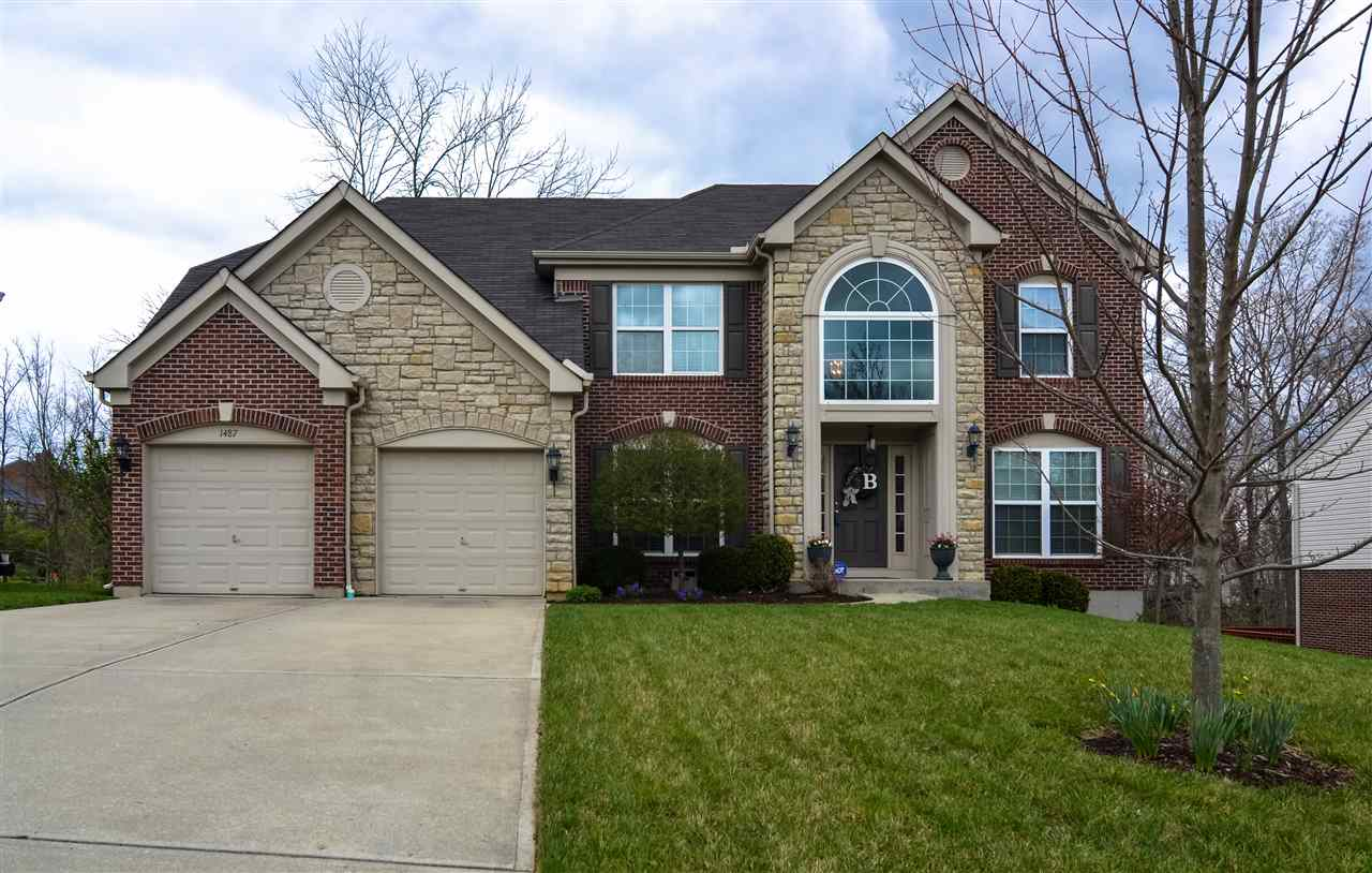 real estate photo 1 for 1487 Glenaire Ln Independence, KY 41051