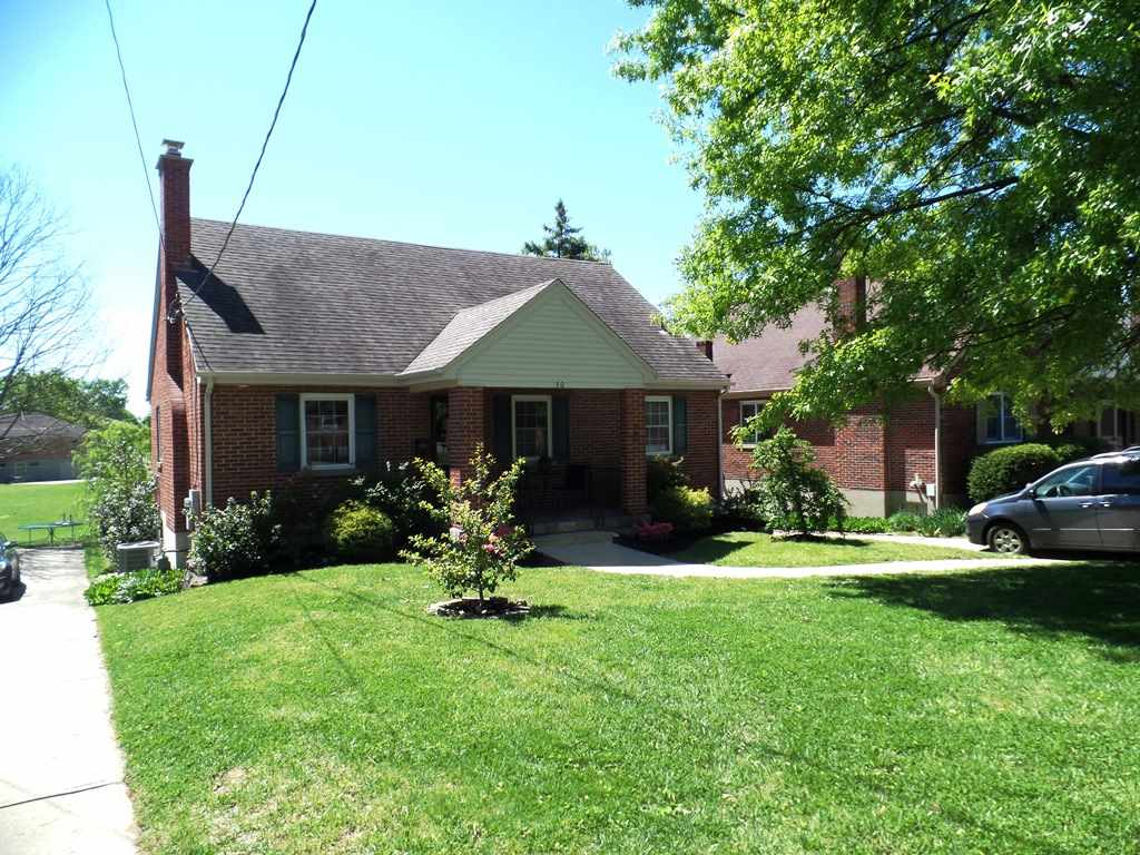 real estate photo 1 for 50 W Crittenden Ave Fort Wright, KY 41011