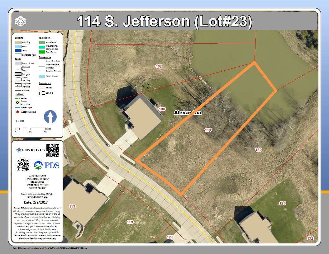 114 S Jefferson St, lot23