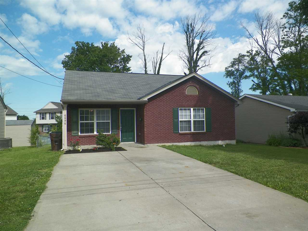 real estate photo 1 for 6696 N Highridge Ave Florence, KY 41042