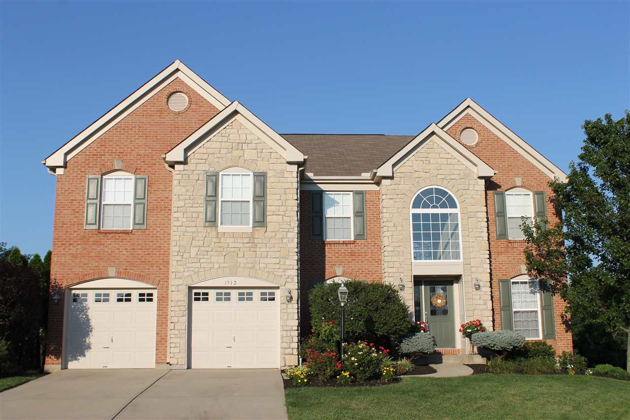 Photo 1 for 1512 Shirepeak Way Independence, KY 41051