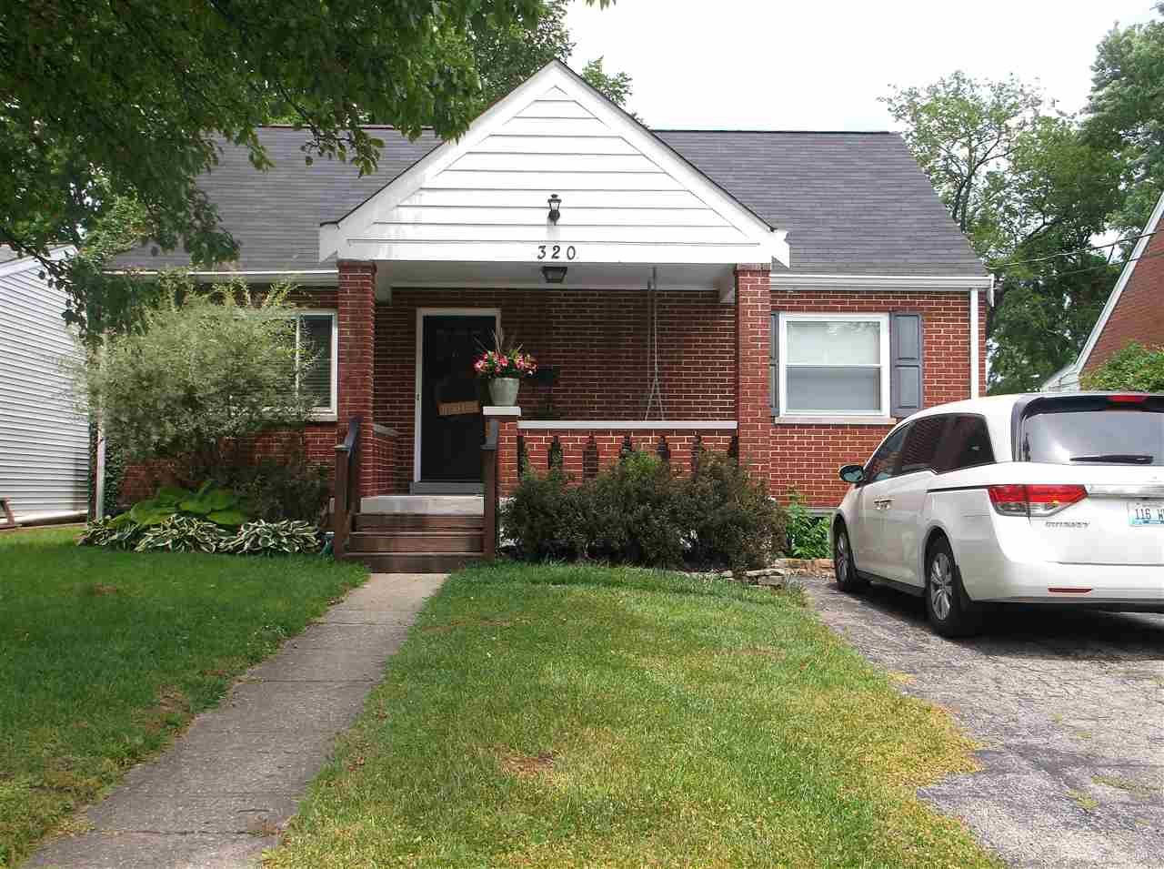 real estate photo 1 for 320 Hallam Ave Erlanger, KY 41018
