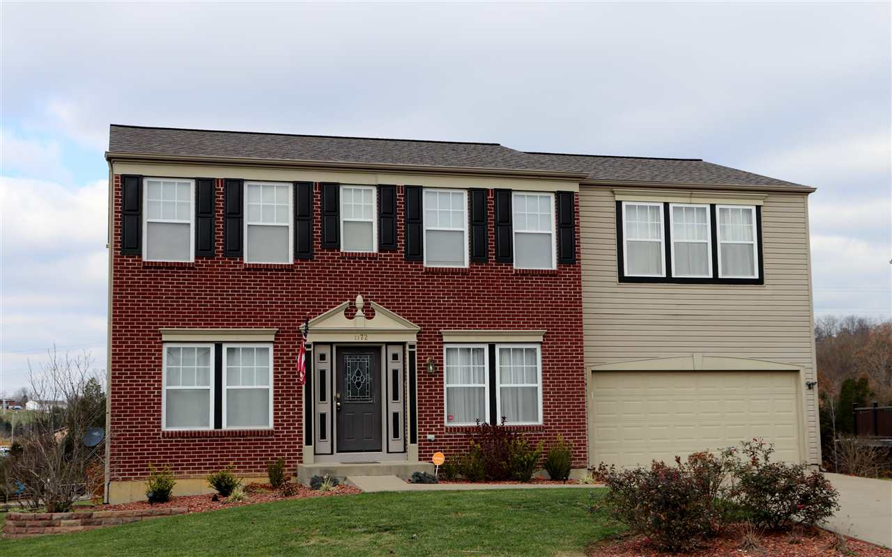 real estate photo 1 for 1172 Summerlake Drive Dr Alexandria, KY 41001