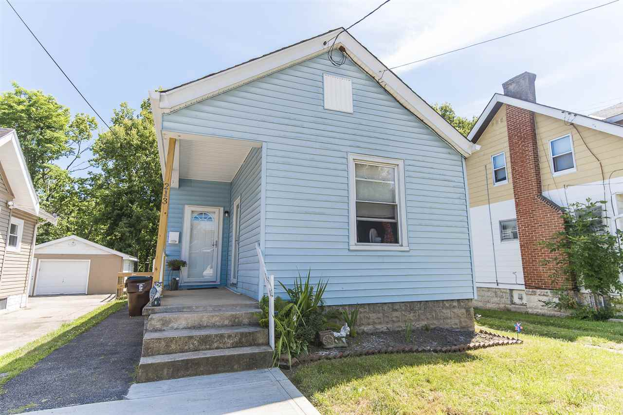 real estate photo 1 for 213 E 46th St Covington, KY 41015