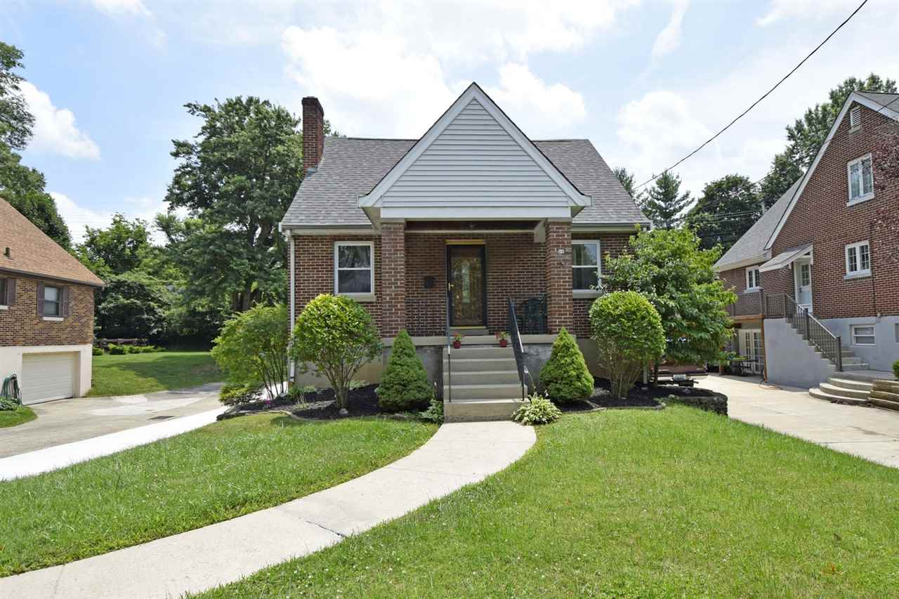real estate photo 1 for 26 W Crittenden Ave Fort Wright, KY 41011