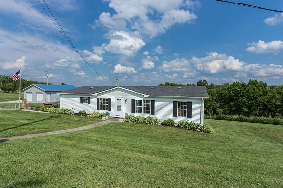 real estate photo 1 for 2690 Greenville Rd Dry Ridge, KY 41035