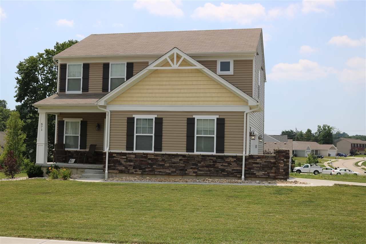 real estate photo 1 for 671 Mallard Dr Alexandria, KY 41001