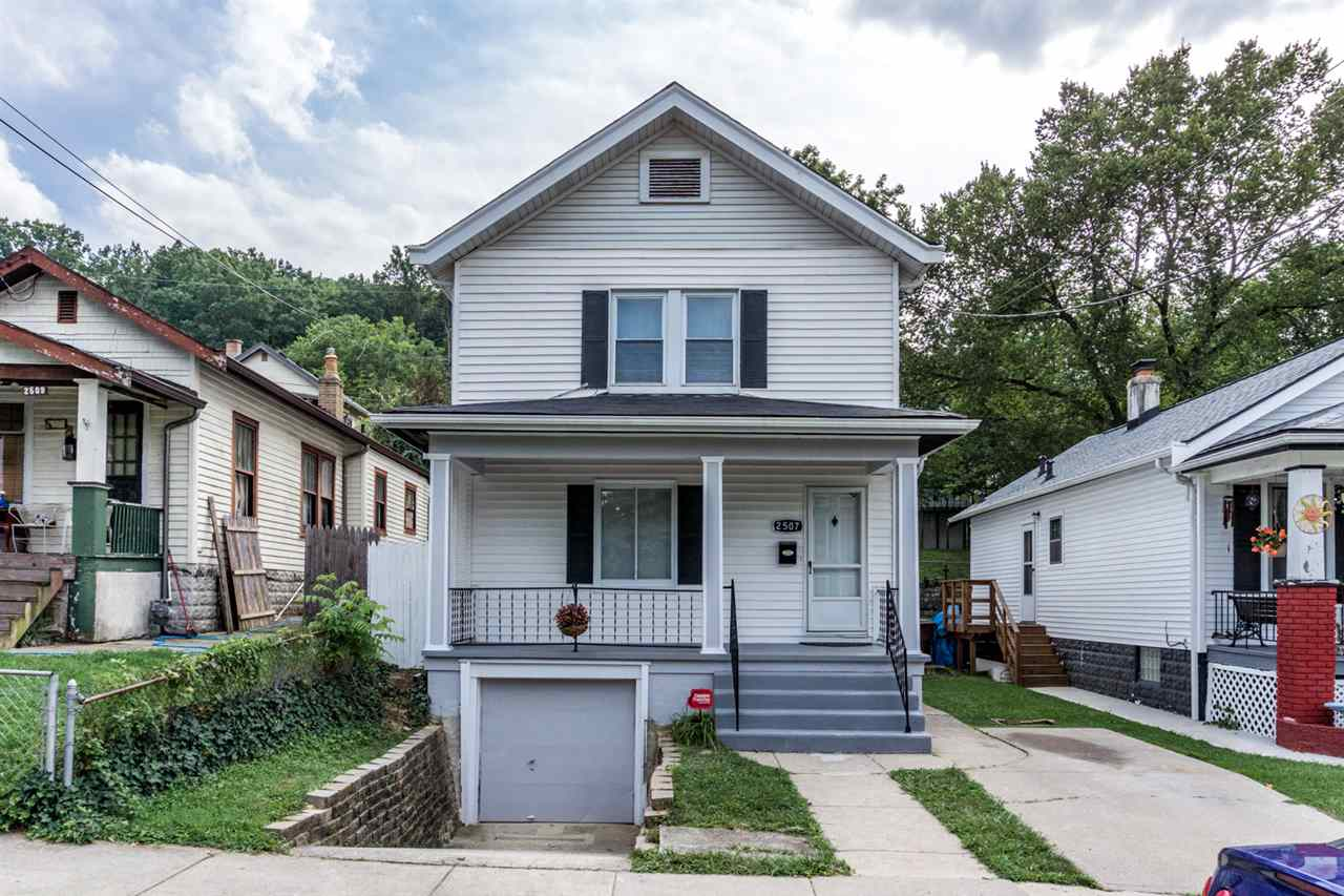 real estate photo 1 for 2507 Herman St Covington, KY 41014