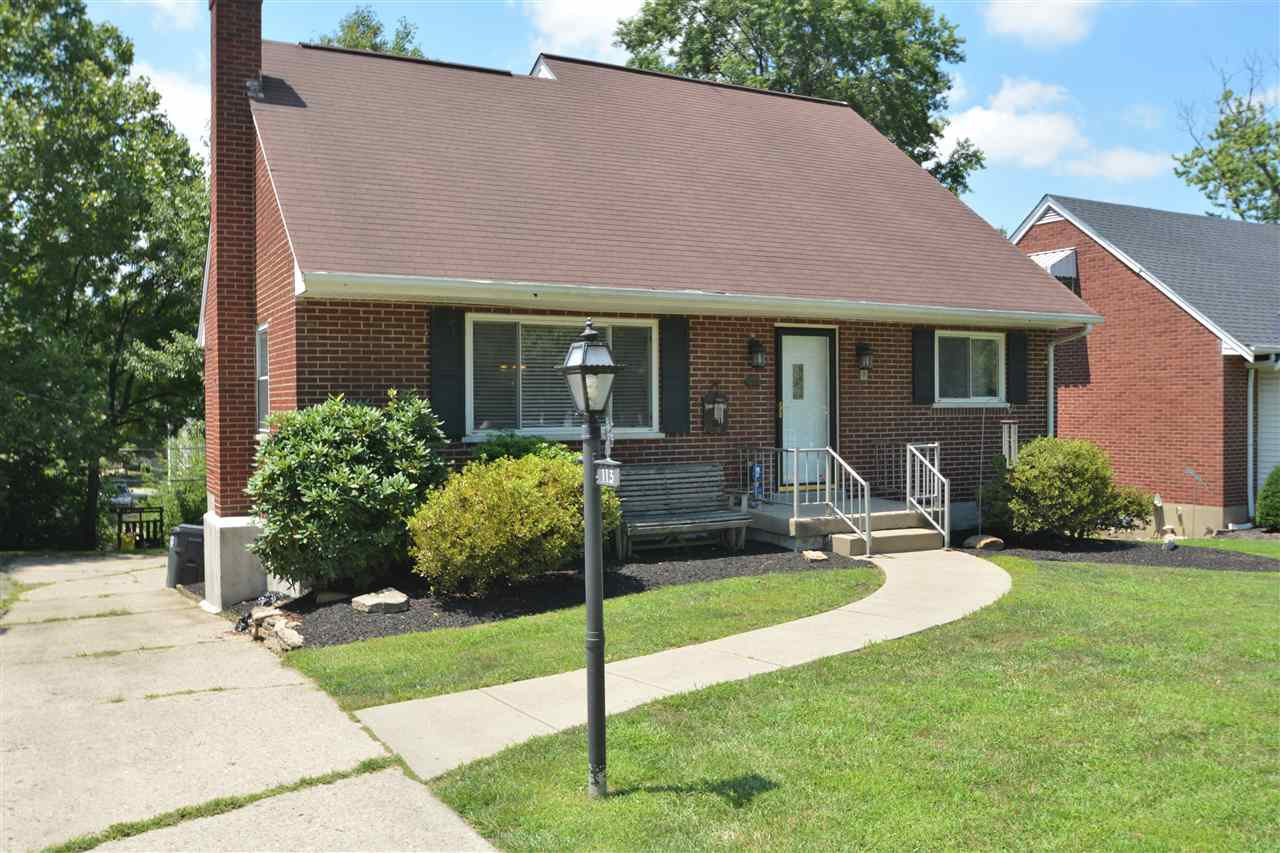real estate photo 1 for 113 Burdsall Ave Fort Mitchell, KY 41017