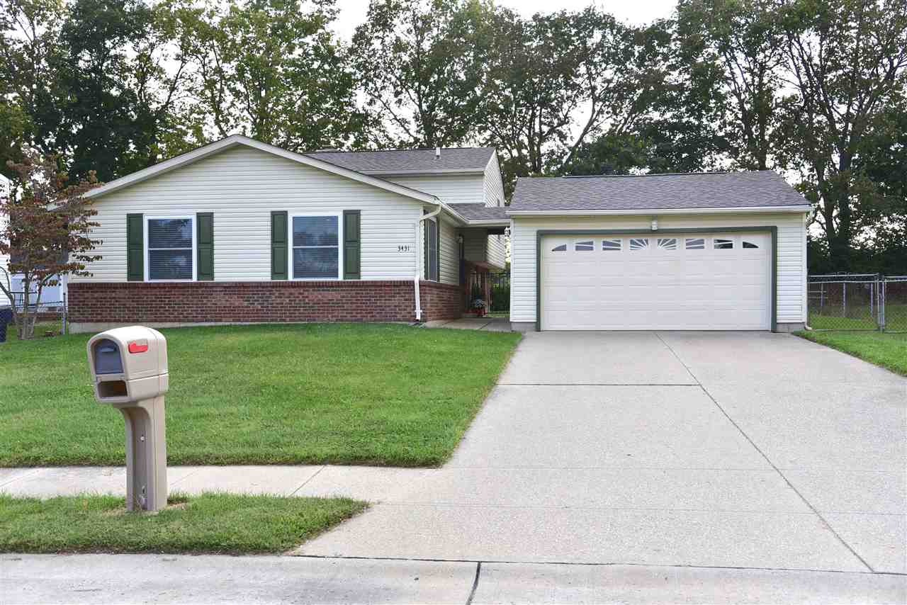 real estate photo 1 for 3431 Ridgewood Dr Erlanger, KY 41018