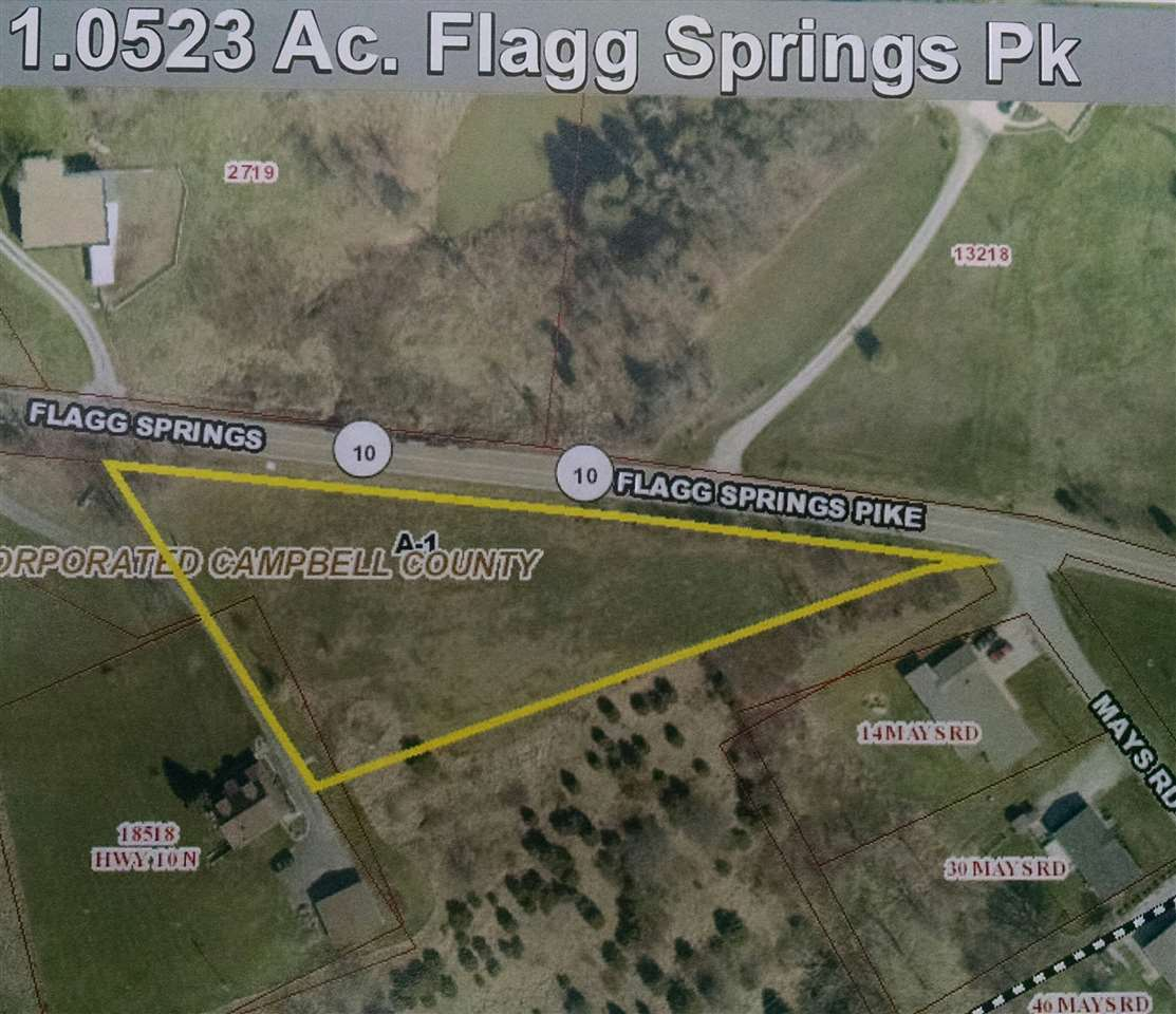 real estate photo 1 for Flagg Springs Pike California, KY 41007