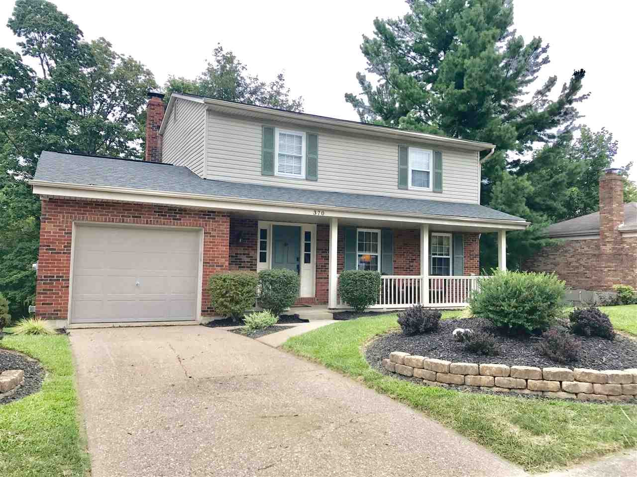 Photo 1 for 370 Knollwood Dr Highland Heights, KY 41076