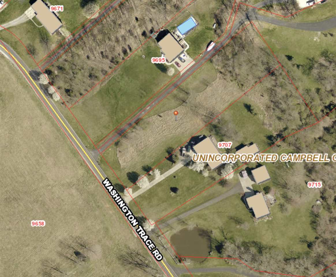 real estate photo 1 for Wachington Trace Rd California, KY 41007