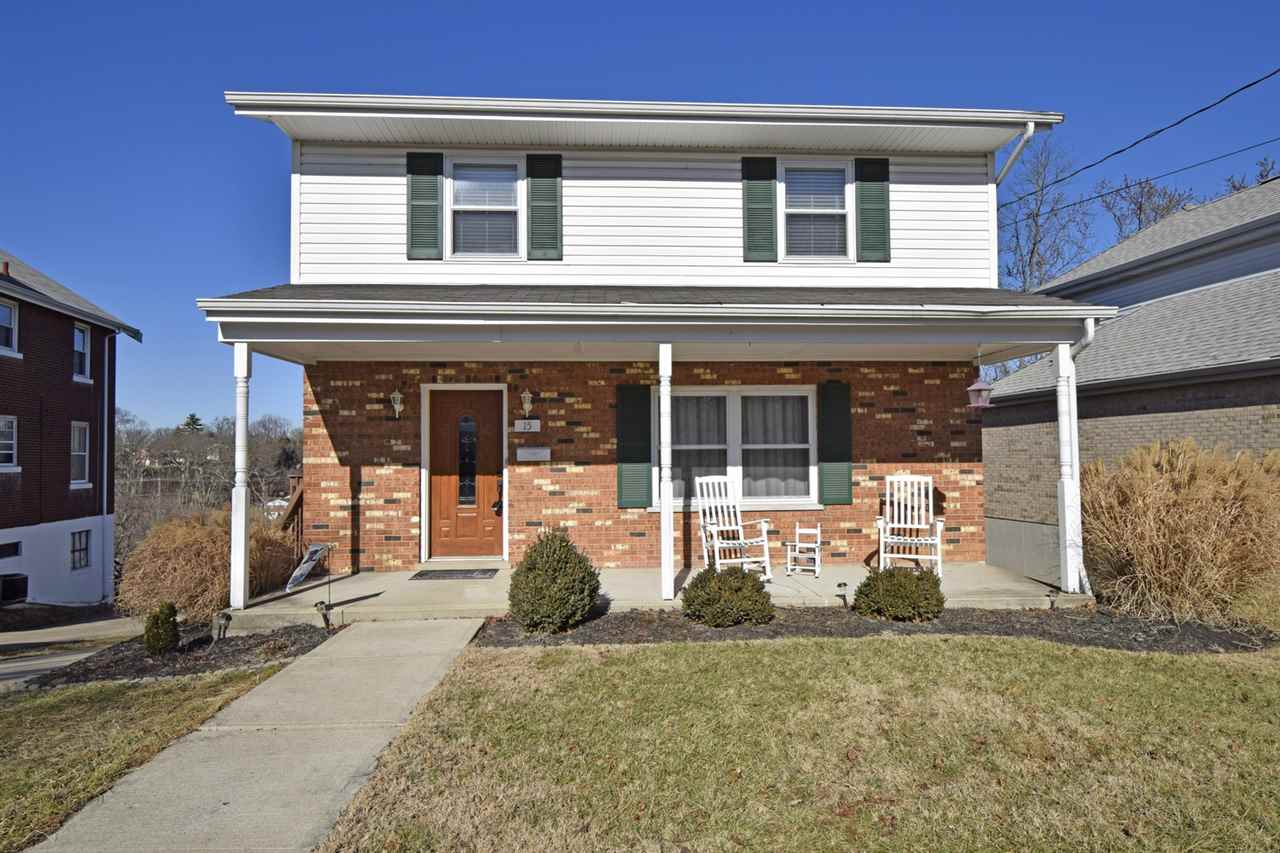Photo 1 for 15 Fairfield Pl Fort Thomas, KY 41075