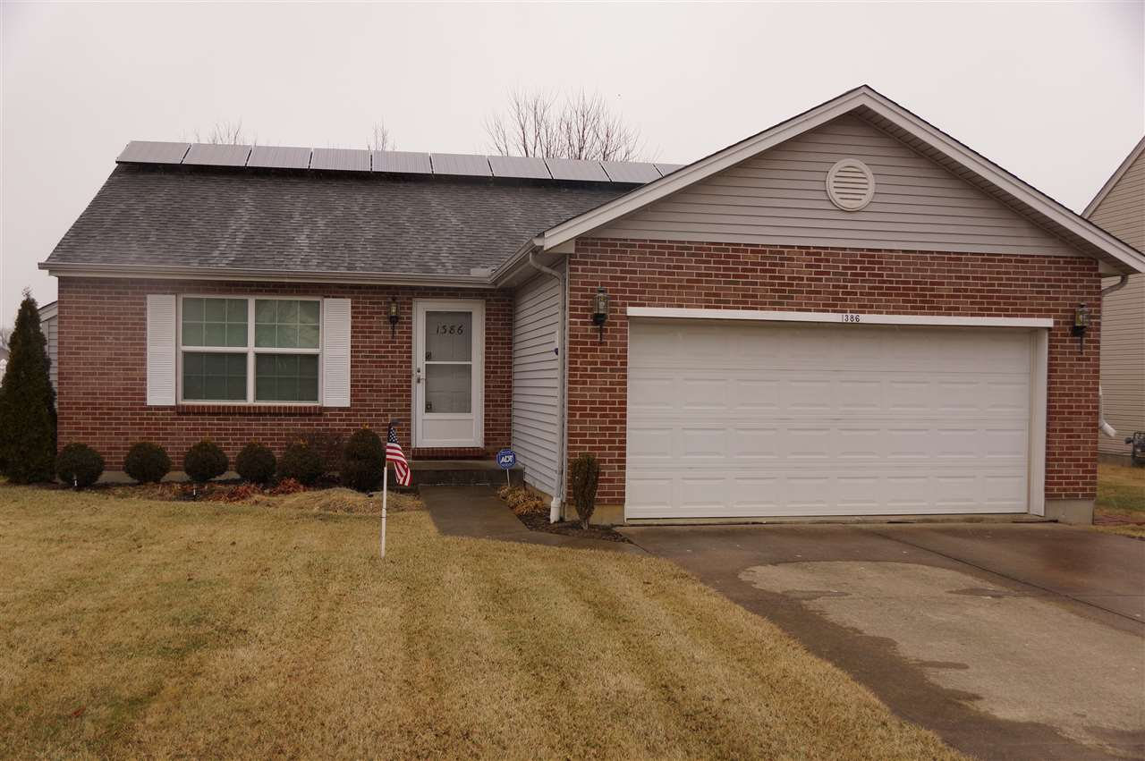 Photo 1 for 1386 Wingate Dr Florence, KY 41042