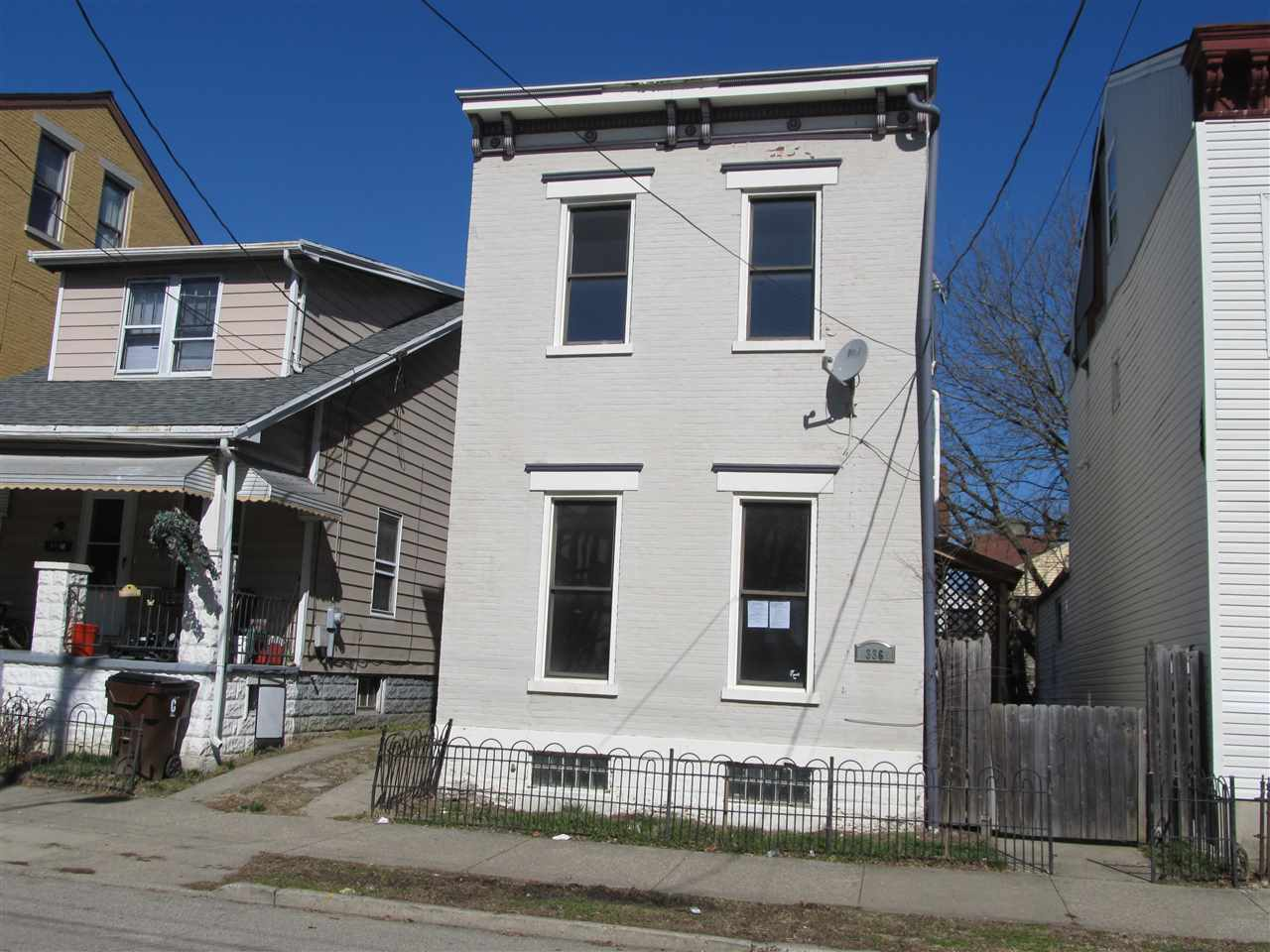 Photo 1 for 336 E 13th Covington, KY 41011