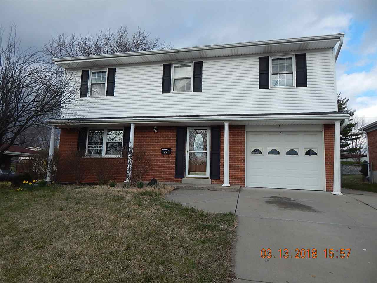 Photo 1 for 620 Hallam Ave Erlanger, KY 41018