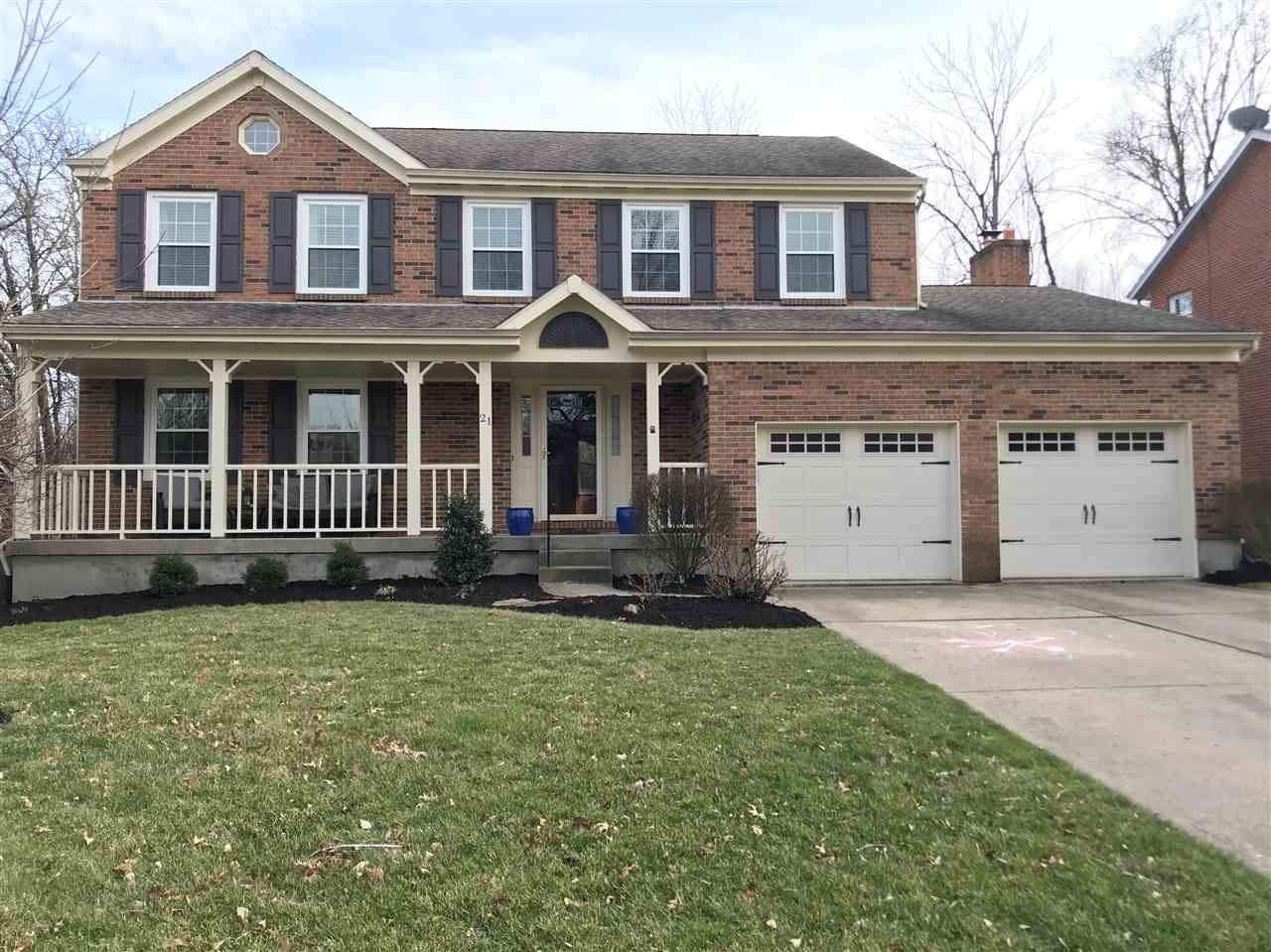 Photo 1 for 21 Northfield Dr Florence, KY 41042