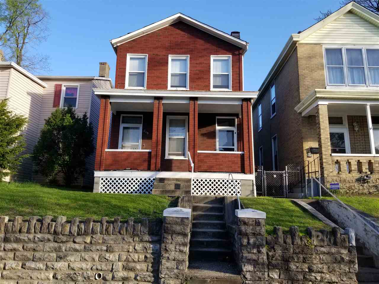 Photo 1 for 215 Elm St Ludlow, KY 41016