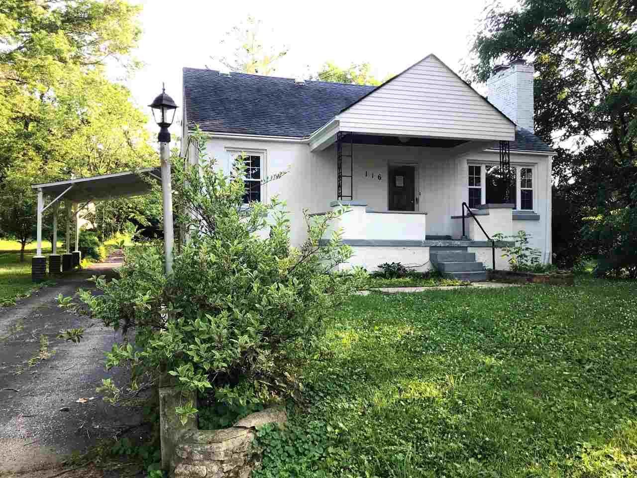Photo 1 for 116 E 1st St Silver Grove, KY 41085