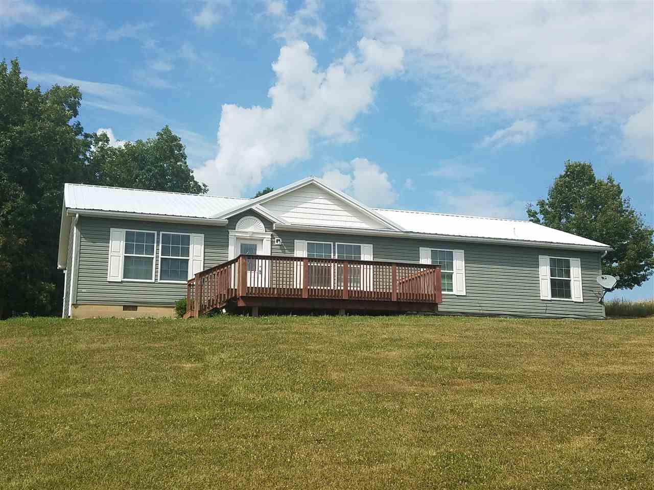 Photo 1 for 3345 Arnolds Creek Rd Dry Ridge, KY 41035