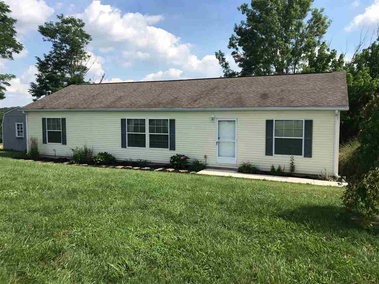 Photo 1 for 7815 Powersville Harrison Rd Mt Olivet, KY 41064