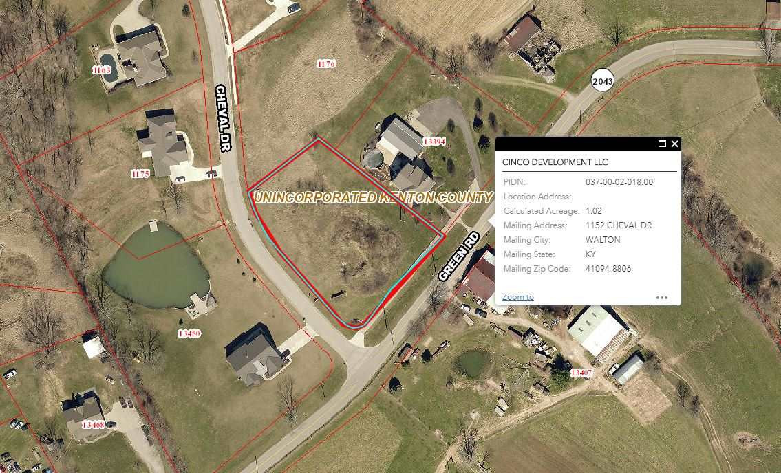 Photo 3 for 1188 Cheval Dr, Lot # Walton, KY 41094