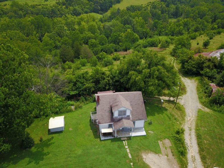 Photo 1 for 1250 Clarks Creek Rd Dry Ridge, KY 41035