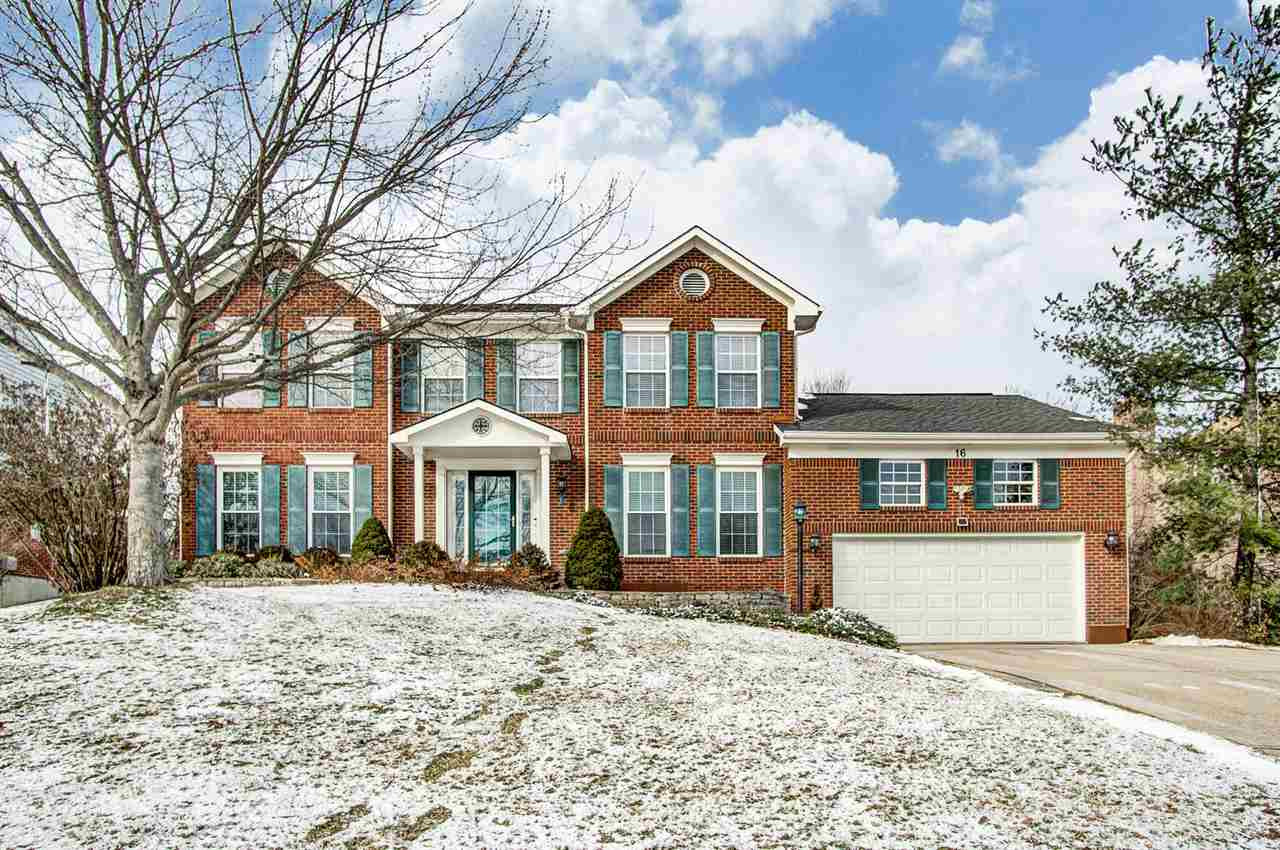 Photo 1 for 16 Barnwood Ct Florence, KY 41042