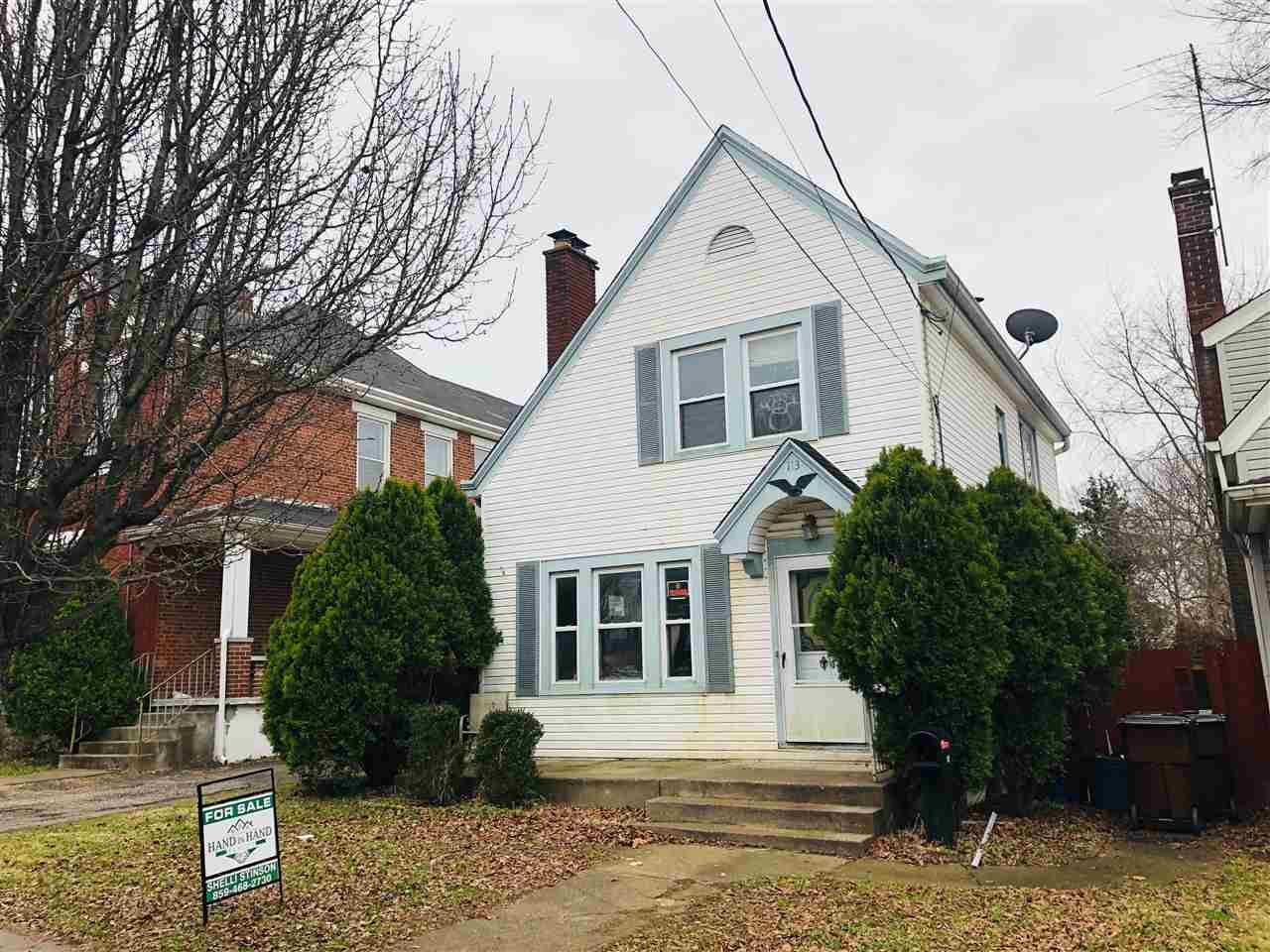 Photo 1 for 113 E 40th St Covington, KY 41015