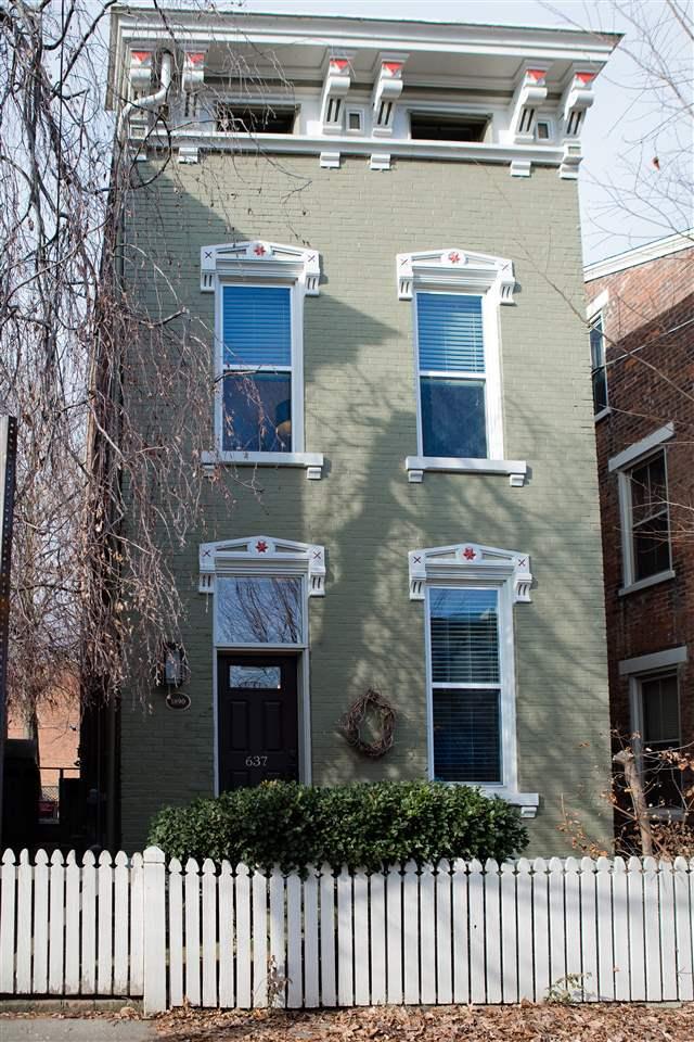 637 Philadelphia St. Covington, KY