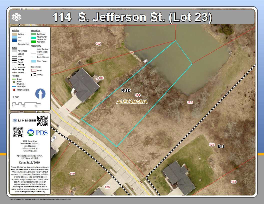 Photo 1 for 114 S Jefferson St Alexandria, KY 41001