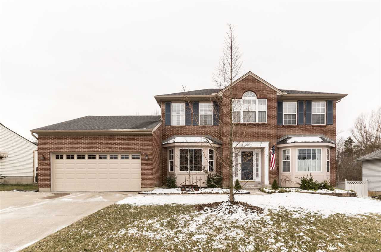 Photo 1 for 2171 Bluegrama Dr Burlington, KY 41005