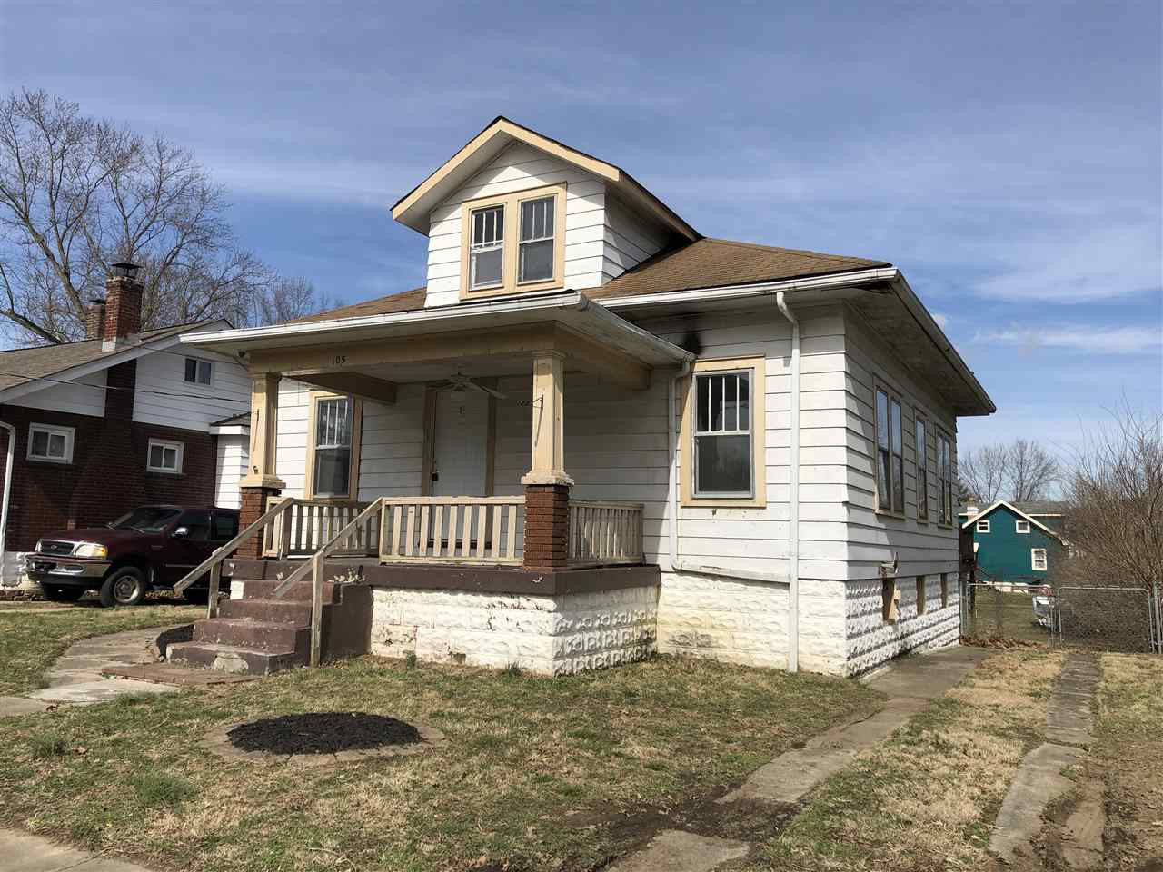 Photo 1 for 105 W 2nd St Silver Grove, KY 41085