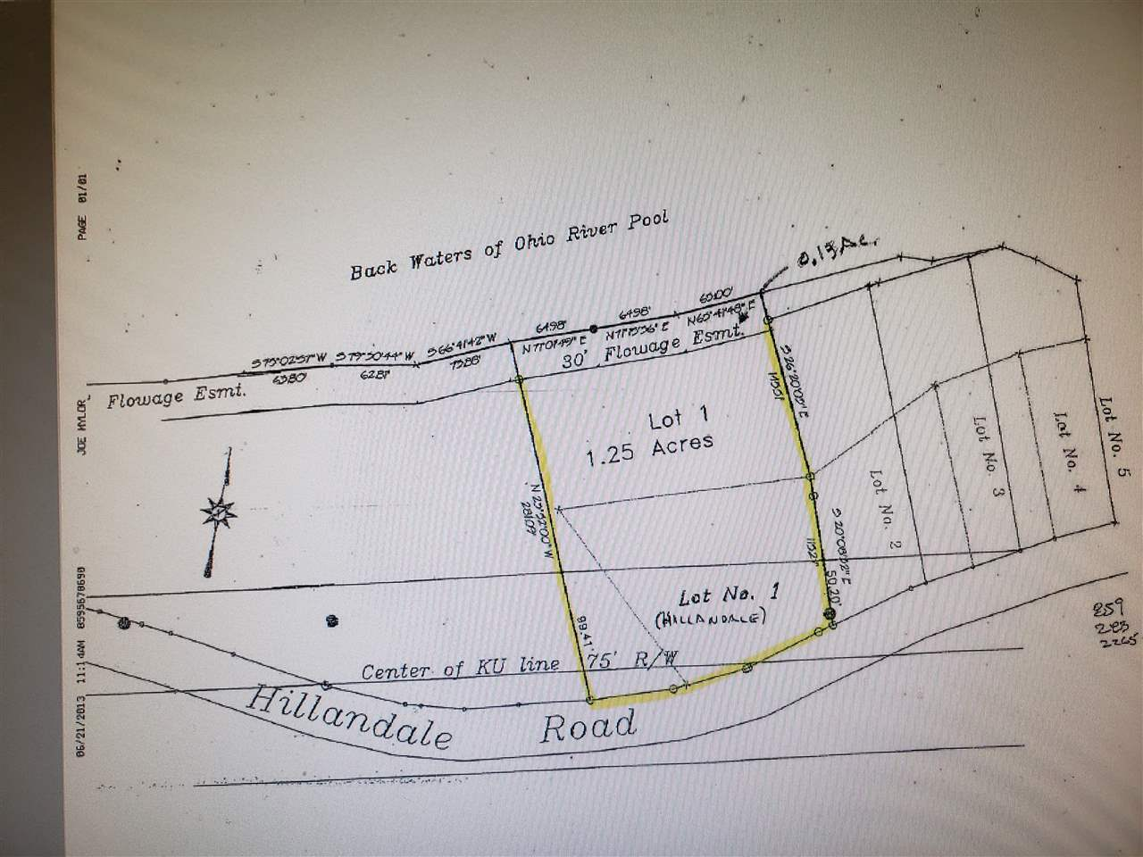 Photo 1 for Lot 1 Hillandale Dr Sanders, KY 41083