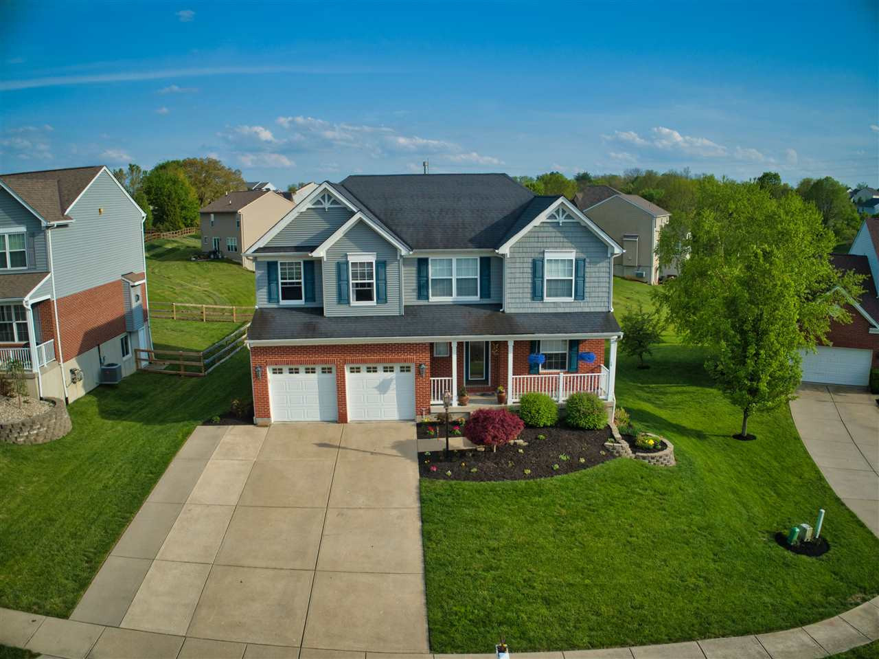 Photo 1 for 8513 Mossy Ridge Ct Florence, KY 41042