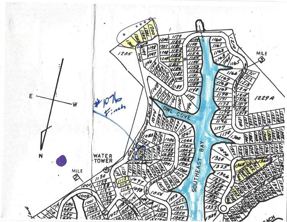 Photo 2 for 445 Elk Lake Resort , LOT 1076 Rd Owenton, KY 40359