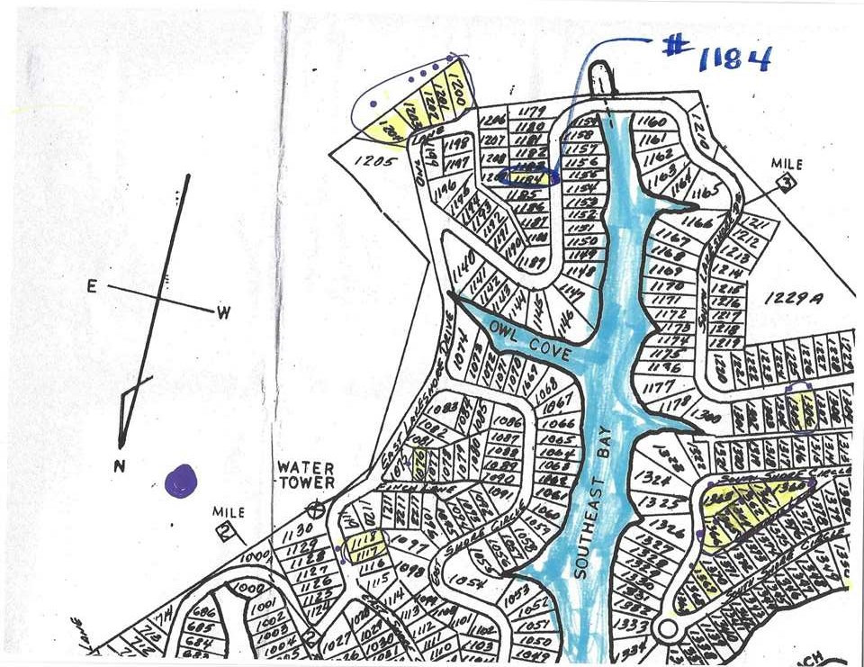 Photo 2 for 445 Elk Lake Resort , LOT 1184 Rd Owenton, KY 40359