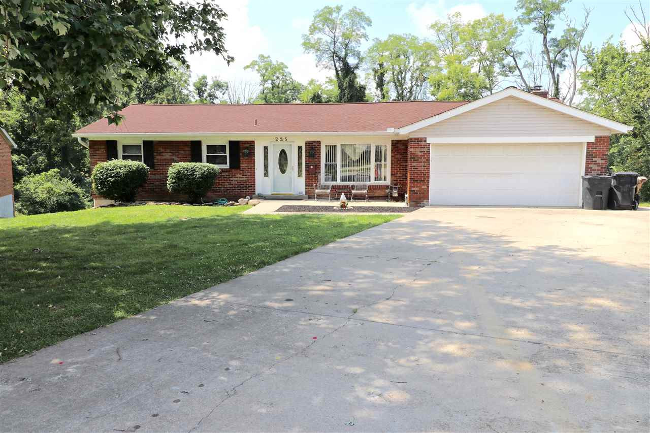 Photo 1 for 225 Claxon Dr Florence, KY 41042