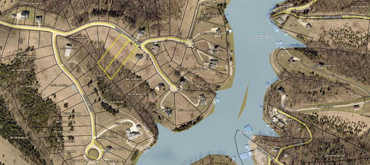 Photo 1 for Harbour Pointe Dr Williamstown, KY 41097