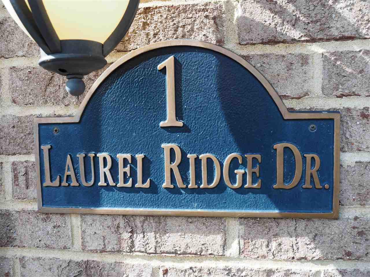 1 Laurel Ridge Dr