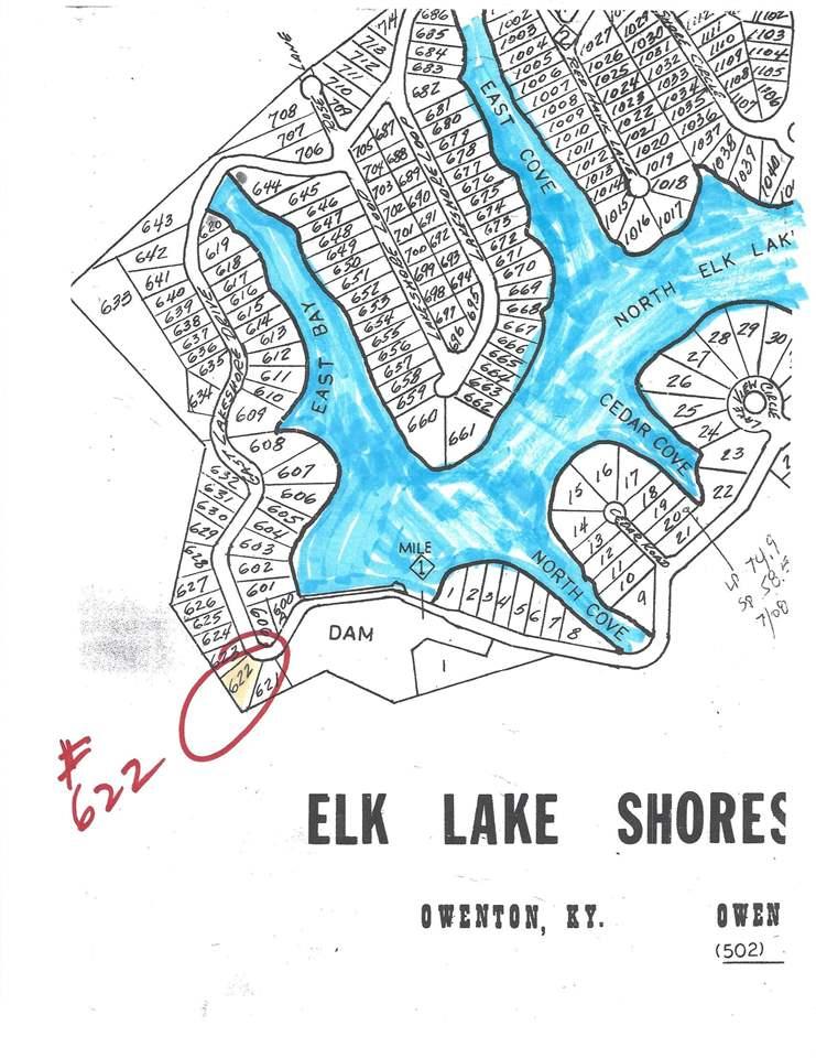 622 ELK LAKE RESORT