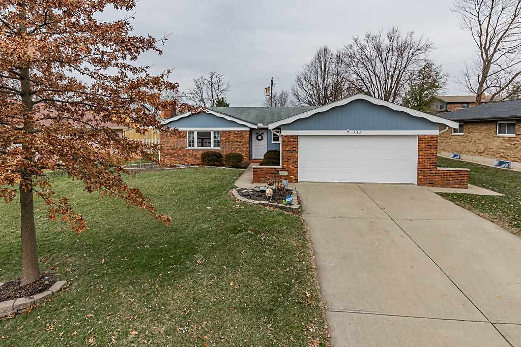 Photo 1 for 734 Meadow Wood Villa Hills, KY 41017
