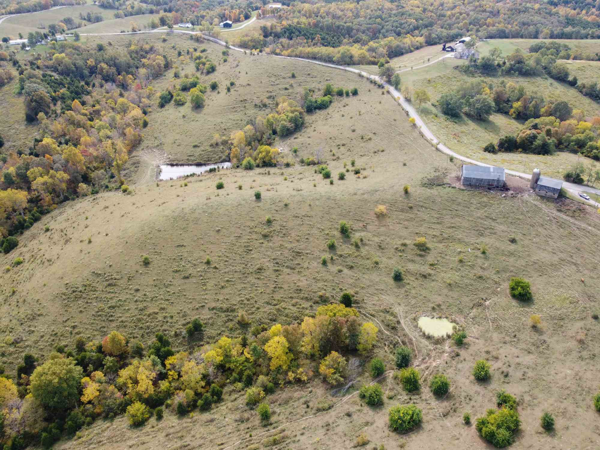 Photo 1 for 0 Keefer Road - 103 Acres Corinth, KY 41010