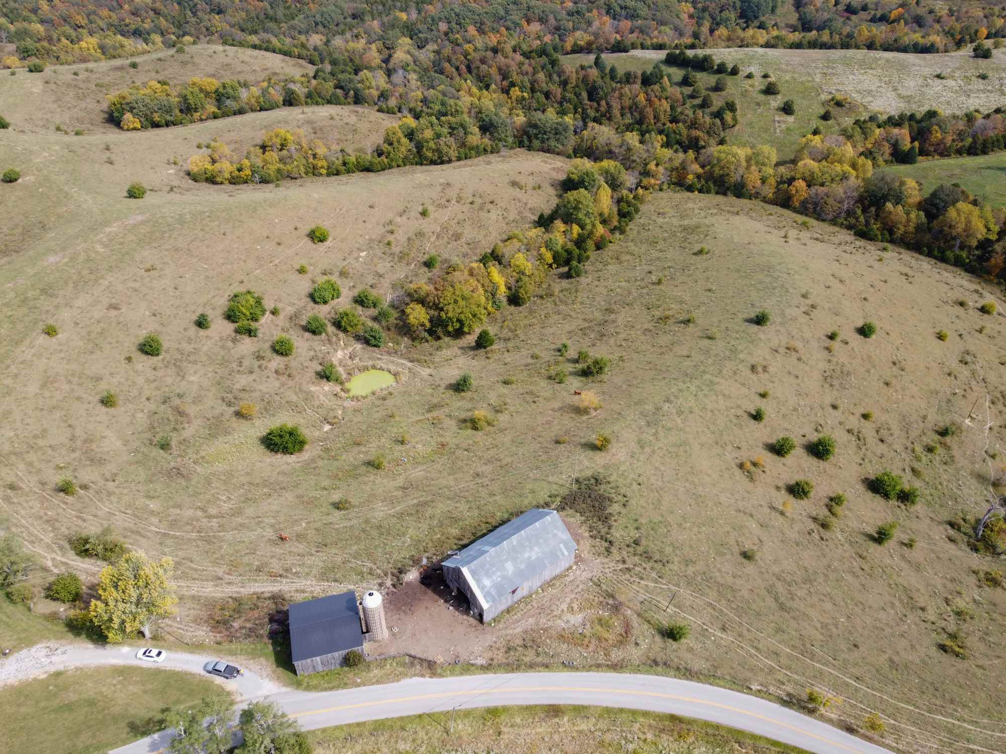 Photo 2 for 0 Keefer Road - 103 Acres Corinth, KY 41010