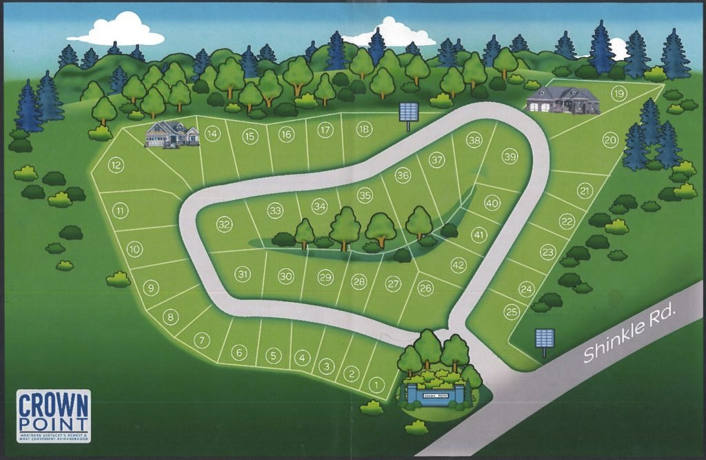 Lot 26 Crown Point